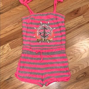 Juicy couture size Small 7/8 romper